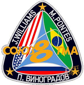 Animation assemblage ISS Soyuz-tma-8_3