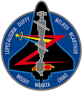 Animation assemblage ISS Sts-92