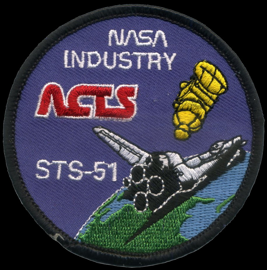 Discovery STS-51 (1993) Sts-51_acts_2