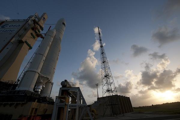 Ariane 5 V205 [ATV-3]: Lancement 14