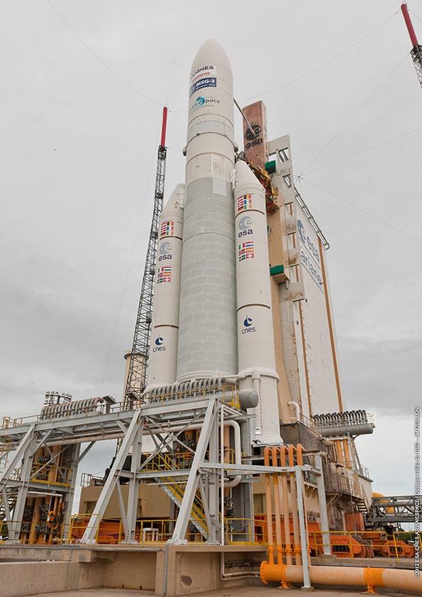 Lancement Ariane 5 ECA VA207 / MSG-3 + EchoStar XVII - 05 Juillet 2012 - Page 2 02