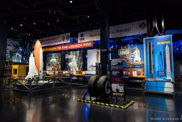 Space Shuttle Atlantis al KSC Visitor Complex 36