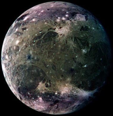 Texture Pianeti e Lune Alta Risoluzione. GanymedeGalileo