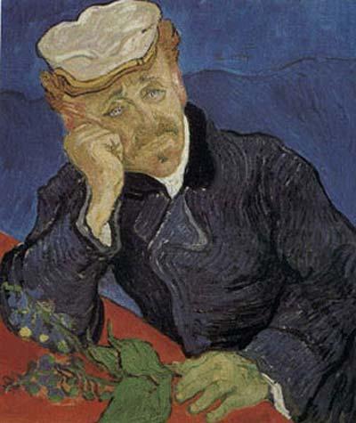 Jorge Luis Borges y... un popurri impresionista Van_gogh_doctor