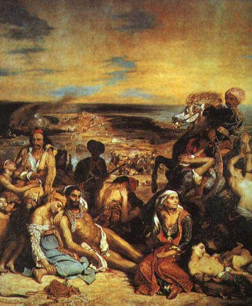 Delacroix en Caixaforum Quios400