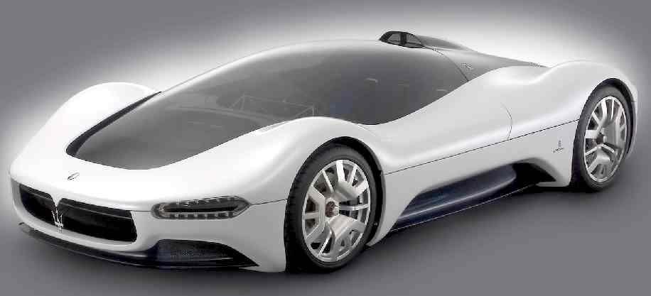 [Concepts] Les plus beaux concepts-car de 2000 à nos jours! - Page 7 Pininfarina_maserati_birdcage_concept_car_2005