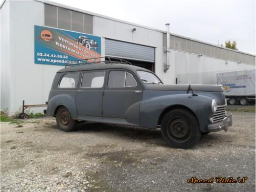 quelques photos Peugeot_203C