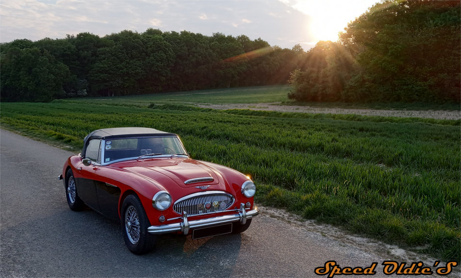 quelques photos Austin_Healey_MKIII_3000_route_campagne_speed_oldies