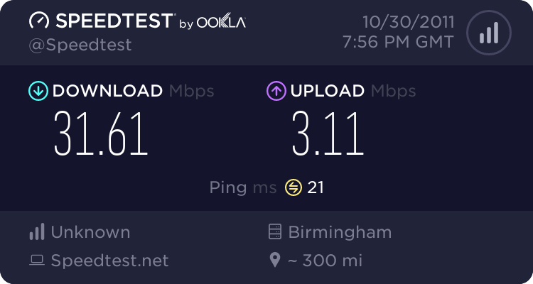 Connection Speeds - Page 2 1564179923