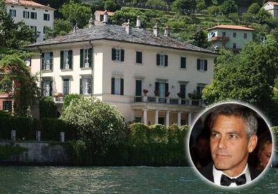 George Clooney's House in Lake Como, Milan, Italy - Page 4 Villa-oleandra-clooney