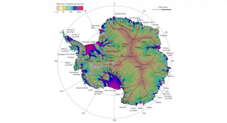 Обновление с блога Кори Гуда. Похищение и последние новости 14.05.16 Antarctica20110818-640