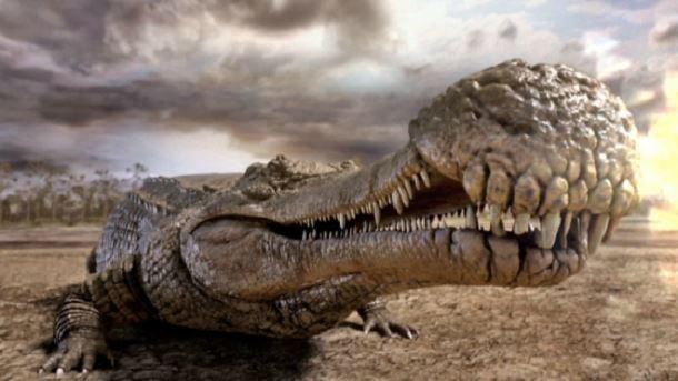 20 espèces animales exceptionnelles et terrifiantes qui sont éteintes aujourd'hui. Creatures-effrayantes-%C3%A9teintes-13