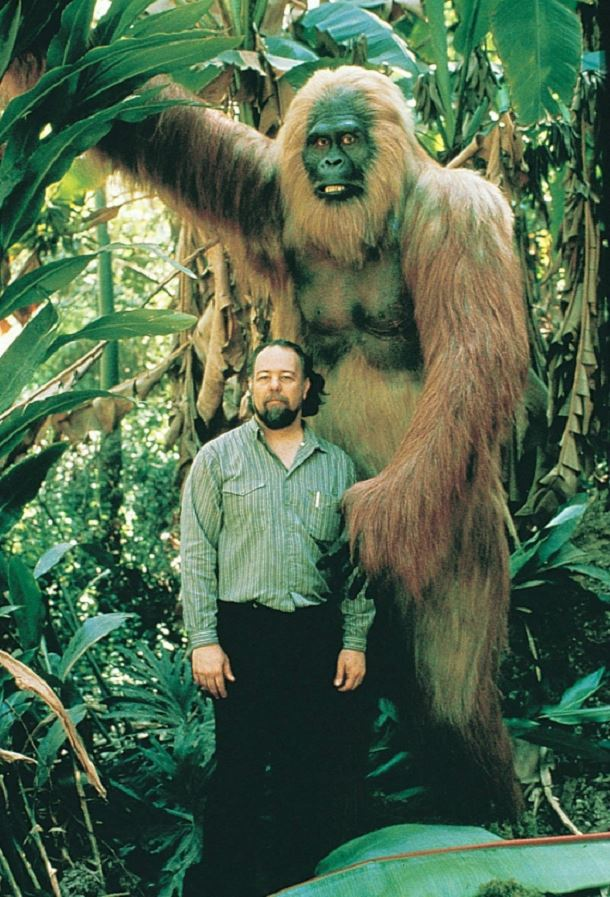 20 espèces animales exceptionnelles et terrifiantes qui sont éteintes aujourd'hui. Creatures-effrayantes-%C3%A9teintes-8