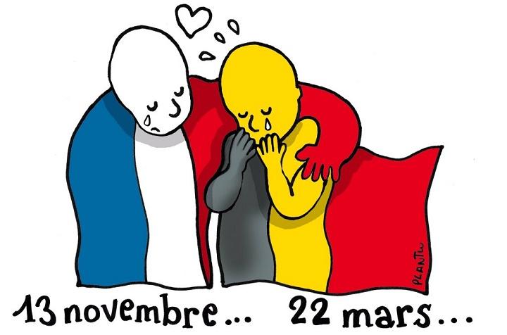 Mardi 22 mars 2016 - Page 2 Plantu-hommage-attentat-bruxelles