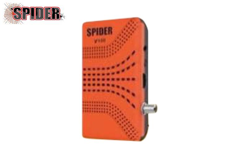 اصدارات جديدة لأجهزة spider بتاريخ