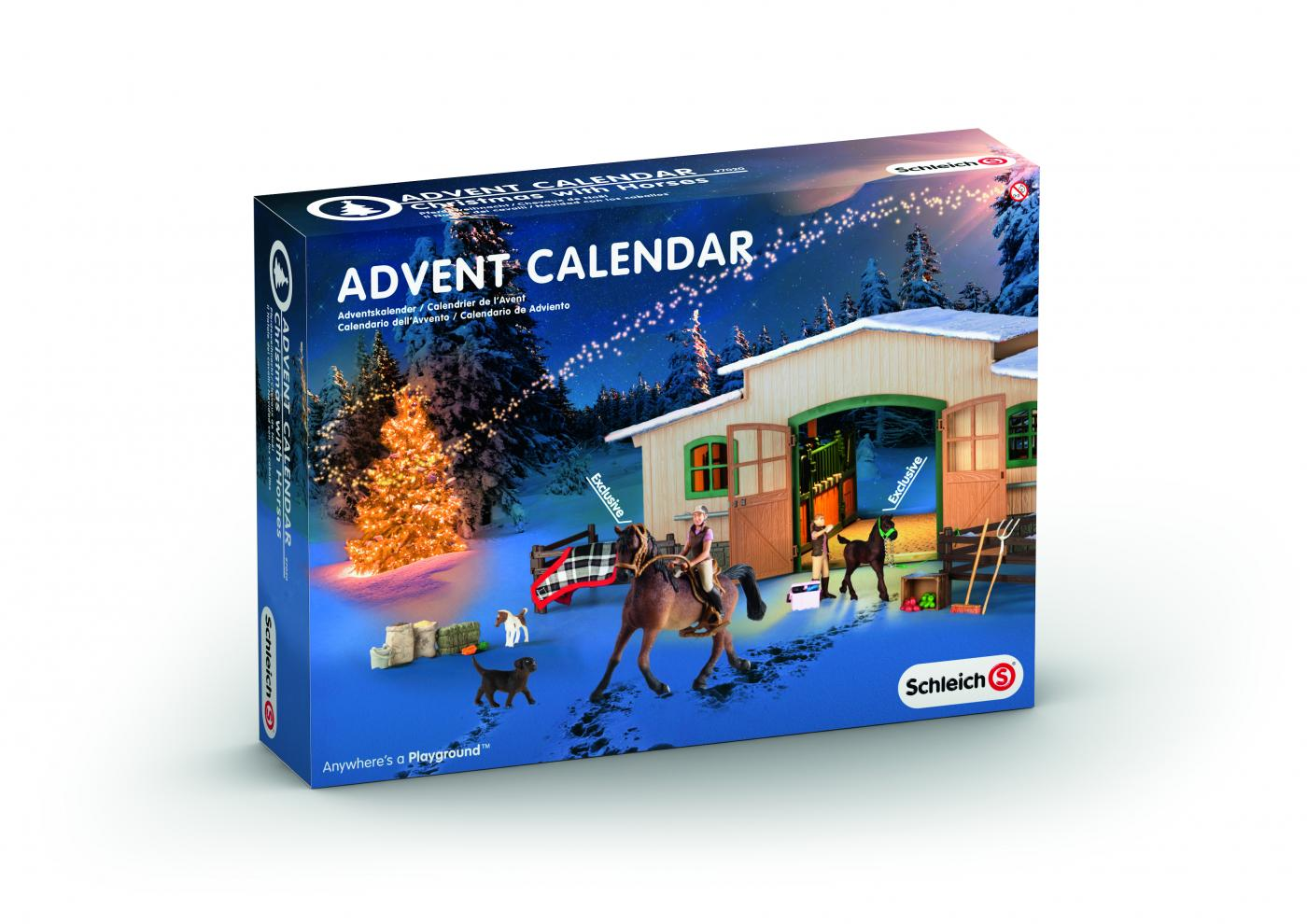 Schleich Advent Calendars thread - Page 2 97020a