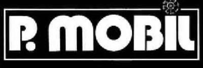 P. Mobil Logo