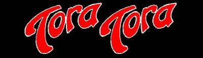 "TORA TORA  ""Surpris Attack""  (1989) Logo"