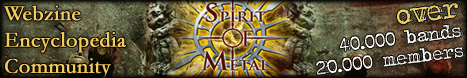 Spirit of Metal Webzine