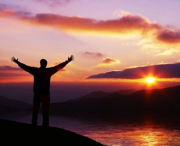 L'homme et le Soleil ... Louange_homme_soleil-couchant