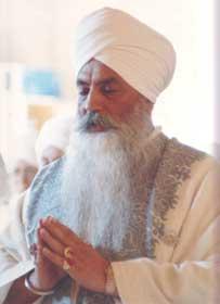 Guru Ram Das Ashram in LA Yogiji