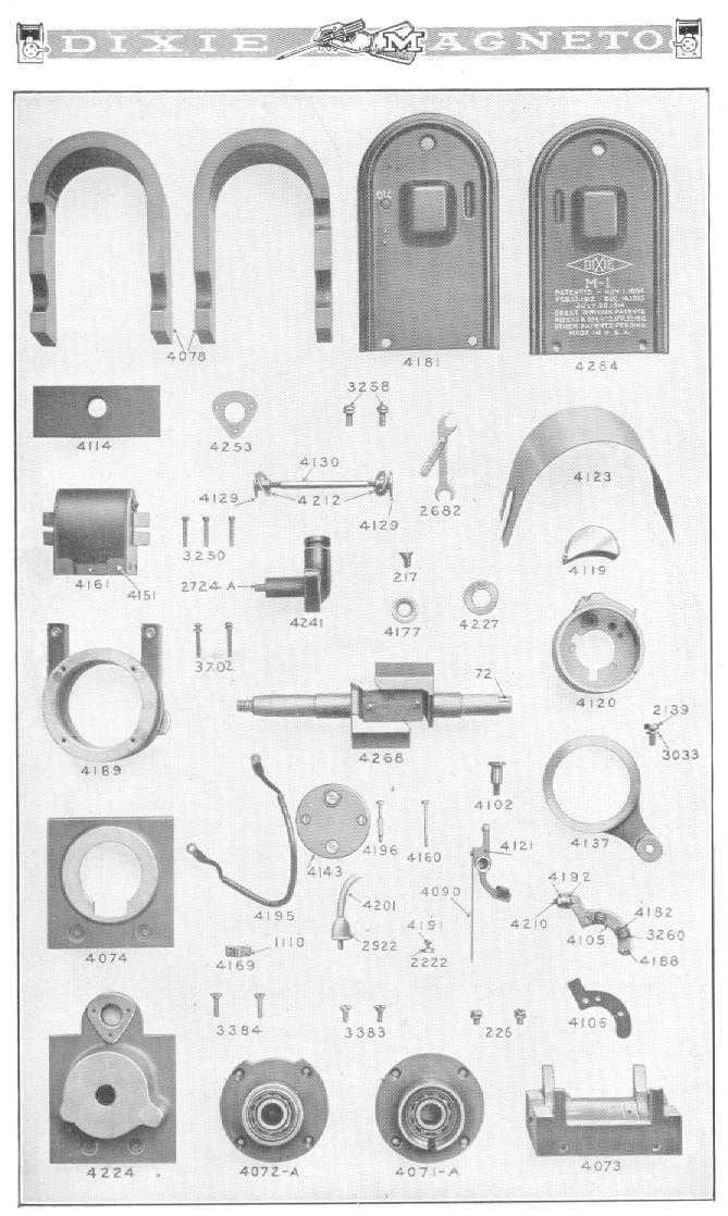 Identification allumeur/rupteur/rotor/etc... Dixieparts1