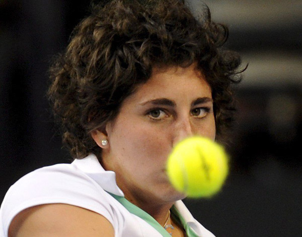 Carla Suárez Navarro Casurn