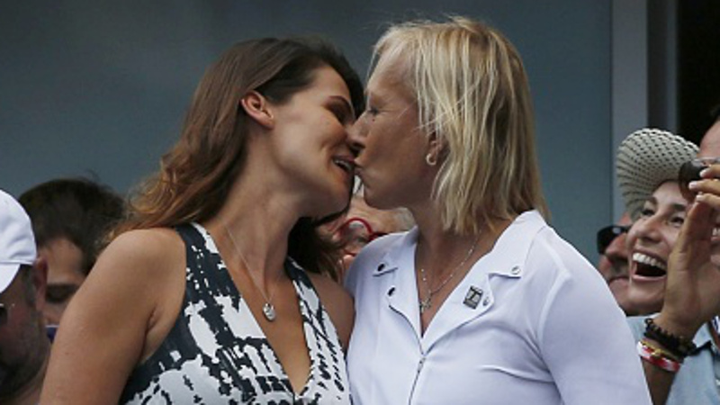 Navratilova torpille le tennis féminin actuel - Page 2 Navratilova
