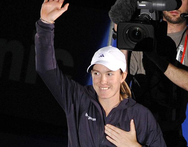 Women Tennis Trophy (5/12/2009) BELGA-PICTURE-17057571