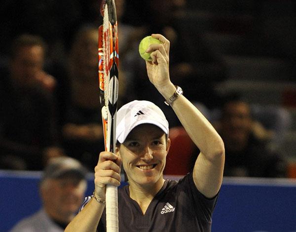Women Tennis Trophy (5/12/2009) BELGA-PICTURE-17059278