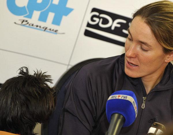 Women Tennis Trophy (5/12/2009) BELGA-PICTURE-17061170