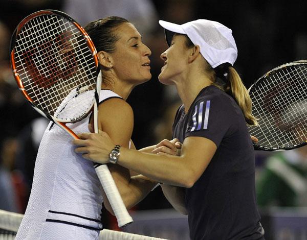 Women Tennis Trophy (5/12/2009) Fjusk