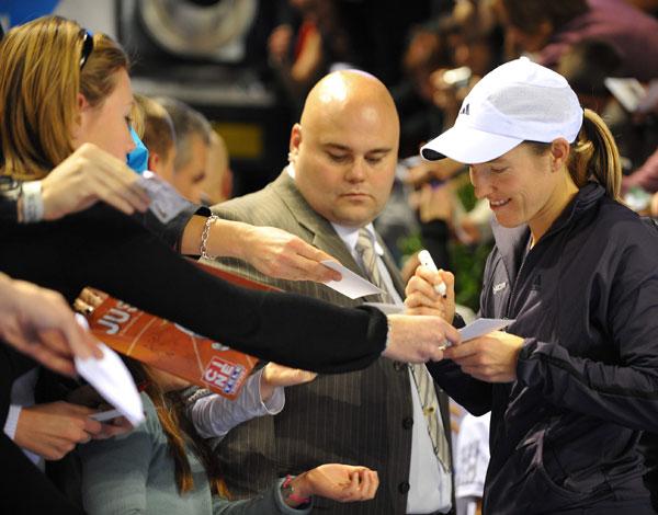 Women Tennis Trophy (5/12/2009) Jusign