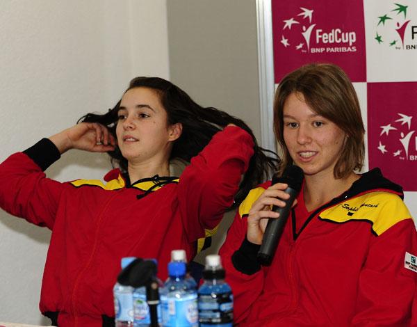 Fed Cup 2010 Fc2oyenmestach