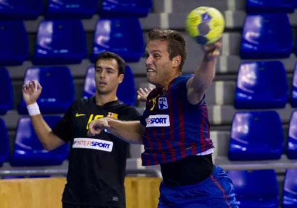 El Barça Intersport debuta arrollando 1313526649983