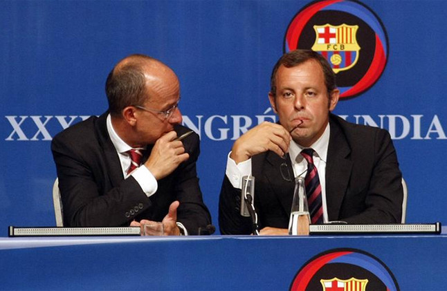 """Rosell: """"Either we lower the tension or there will be blood in the streets"""" 1314017006026"""
