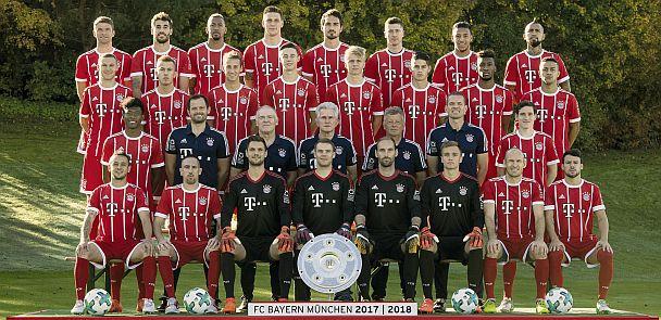 18. Spieltag: Rückrundenauftakt gegen einen alten Rivalen  Bayern-muenchen