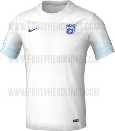 L'équipe national d'Angleterre. - Page 11 Maillot-angleterre-euro-2016