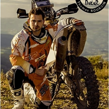 Rally Dakar (motos) Bourgin