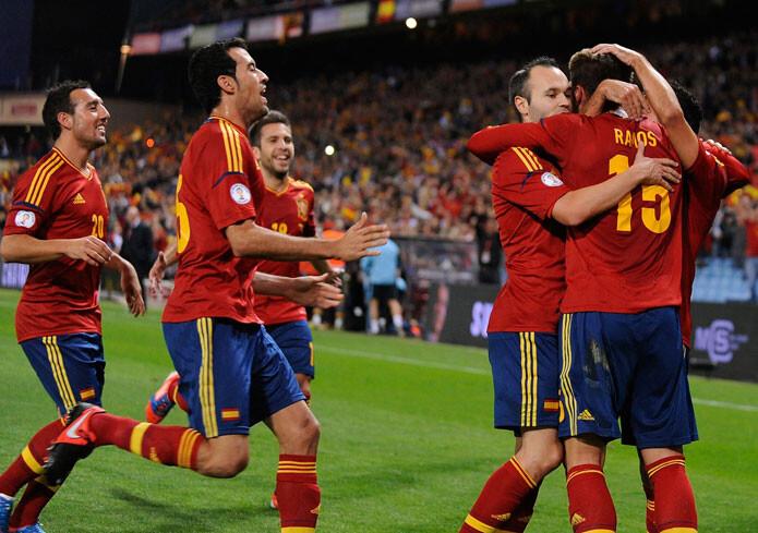 Tahití, Uruguay el campeón africano, rivales de España en la Confederaciones Espana6956