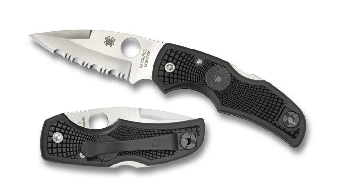 OK.. Lets do it.. Kershaw or Spyderco. C41BK_L