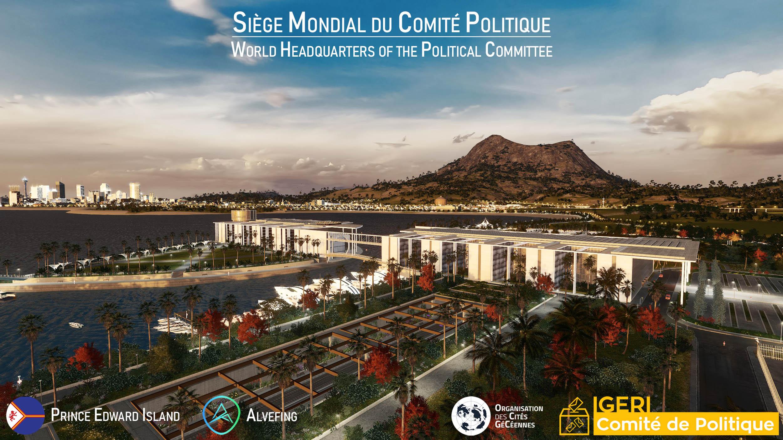 Concours du siège mondial du Comité Politique - Page 3 PEI_IGERI-Couv2