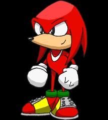 Sonic Robo Blast 2 Kchar