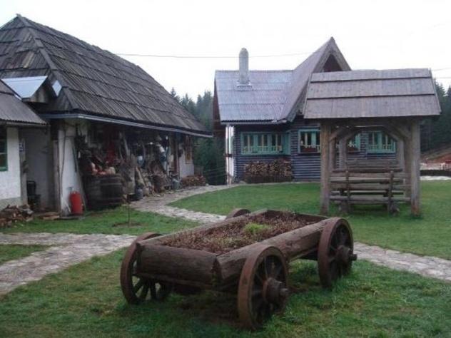 Seoske čari Begovo-selo
