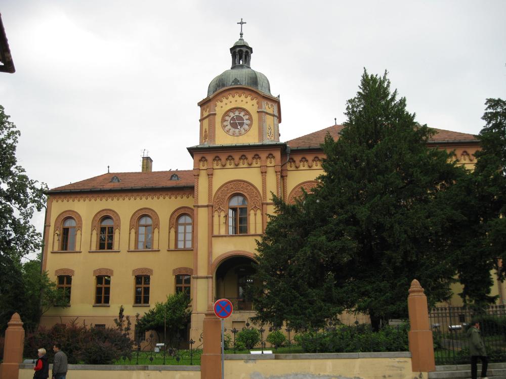 Srbija - DESTINACIJA   /SRBIJA Karlovacka-gimnazija