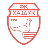 Fudbalski klubovi - Azbuka Grb-fkhajdukbg