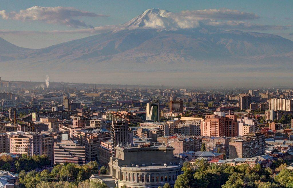 Armenija Armenien-jerevan-ararat