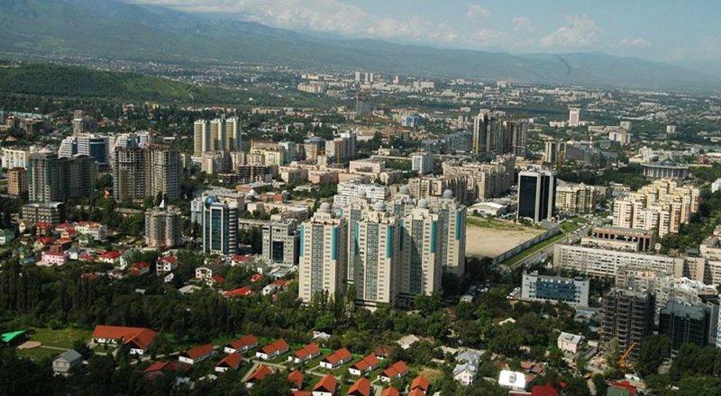 Фото города Алматы 1415688025_52370600