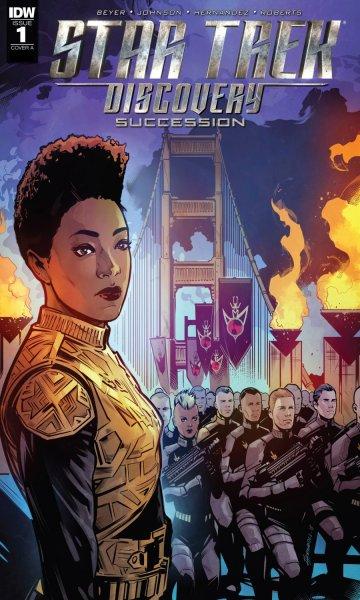 Star Trek Discovery : Succession [DIS;2018] 001