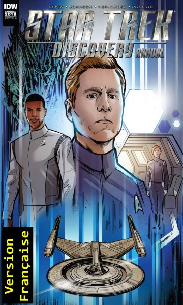 annual - Star Trek Discovery Annual [DIS, 2018] 005